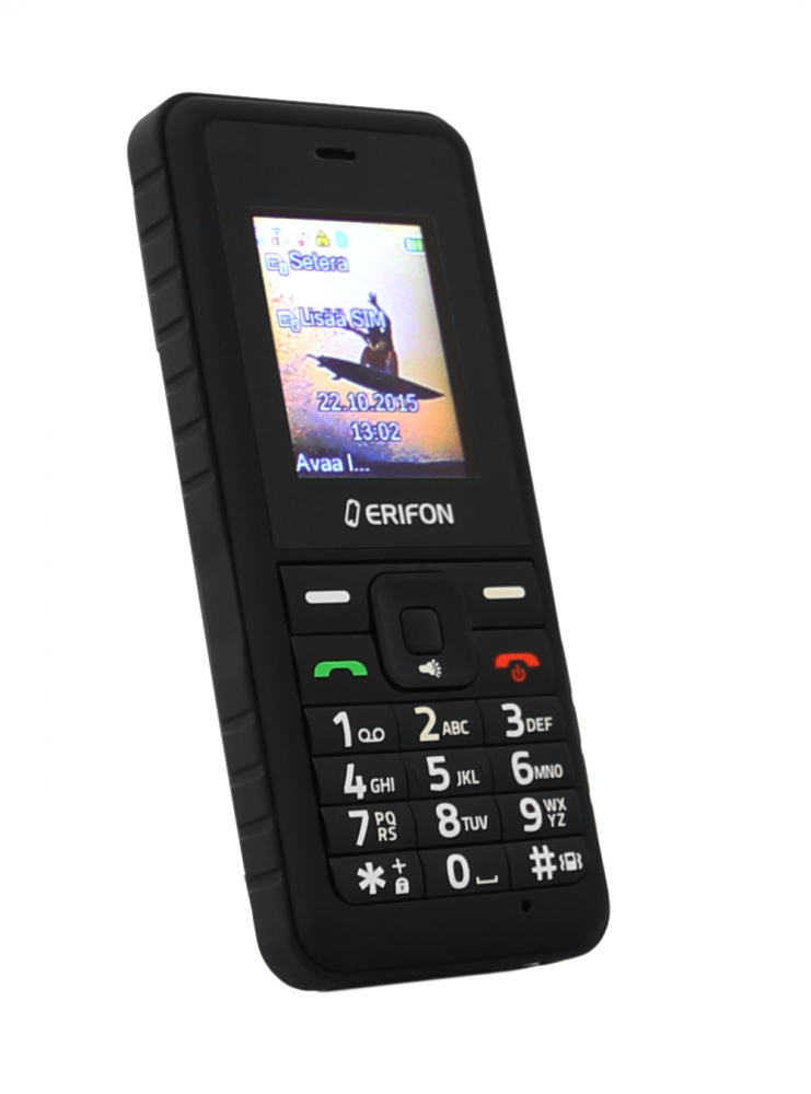 Erifon Rock V3 2g Rugged Phone Cell Phones Walkie