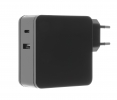 INSMAT 2XUSB PD VIRTALÄHDE 60W SMART